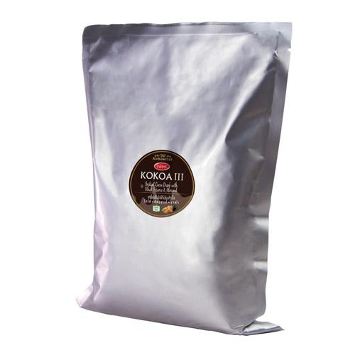 โกโก้ฮัท โกโก้ทรี เครื่องดื่มโกโก้ผสมงาดำและอัลมอนด์ ขนาด 1,000 กรัม