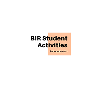 BIR Student Association