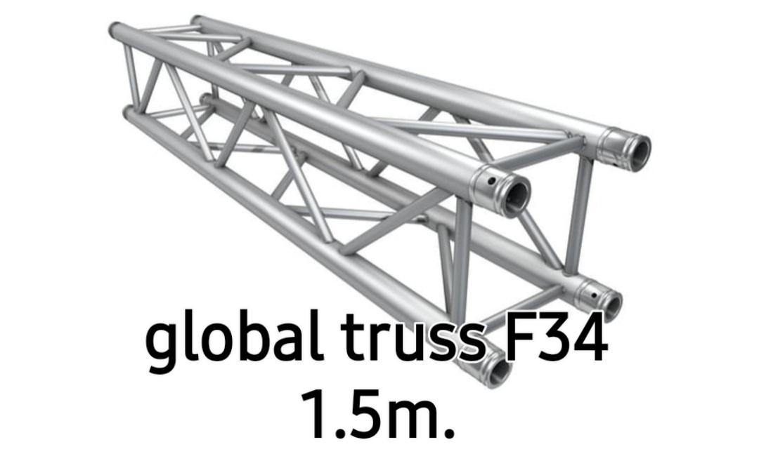 GLOBAL TRUSS F34 1.5m.