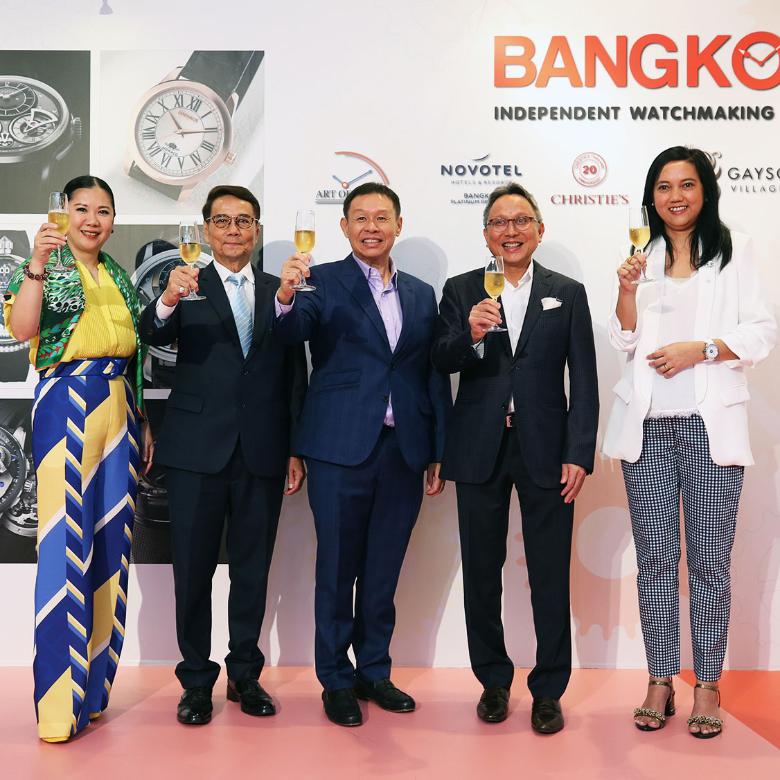 BANGKOK INDEPENDENT WATCHMAKING EXHIBITION 2019