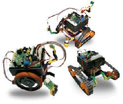 หลักสูตรอบรม : การเขียนโปรแกรมควบคุมหุ่นยนต์อัตโนมัติขนาดเล็กด้วยภาษาโลโก้ ขั้นต้น