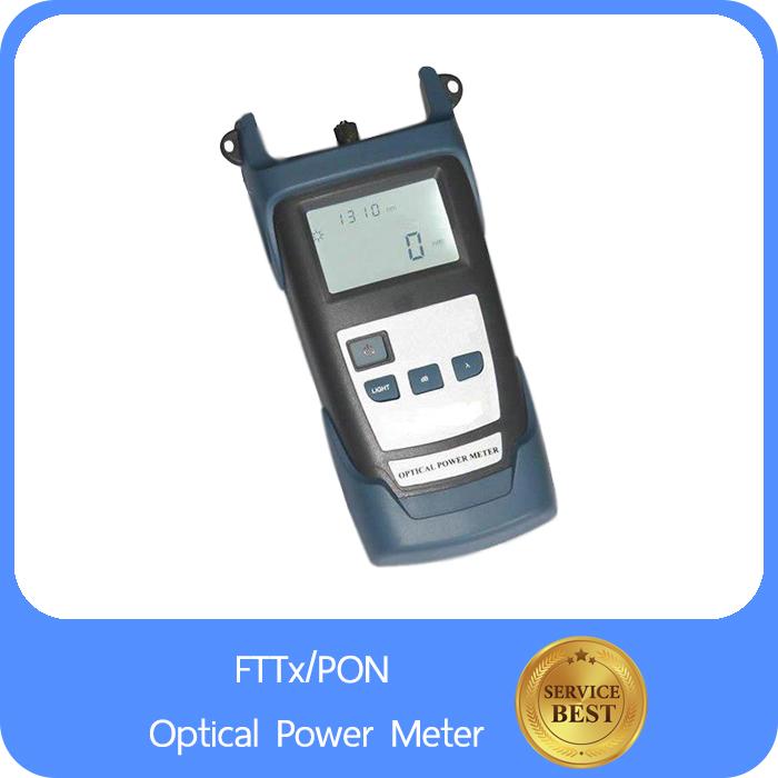 FTTx/PON Optical Power Meter