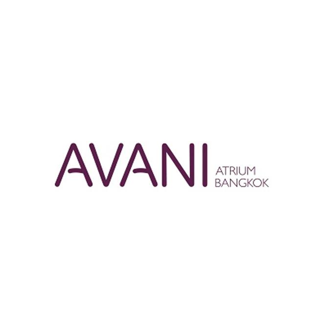 """ระบบดิจิตอลทีวี """"Avani Atrium Bangkok"""" by HSTN"""