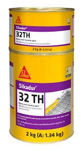 SikaDur 32TH, 2 kg/set (A+B)