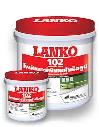 Lanko 102 Interior Skim Coat, 5 kg/pail & 20 kg/pail