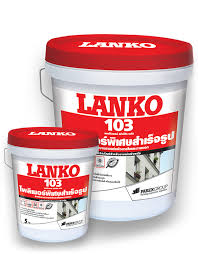Lanko 103 Wall Skimcoat, 5 kg/pail & 20 kg/pail