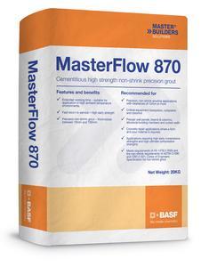 BASF Masterflow 870, 25 kg/bag