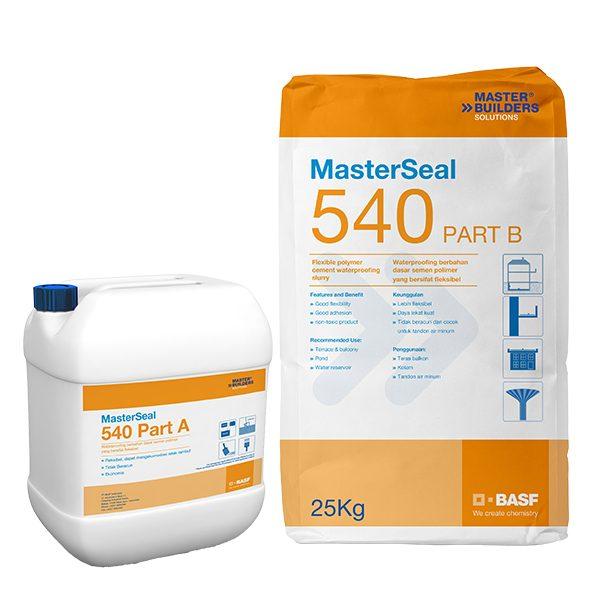 BASF Masterseal 540 BARRALASTIC, 36 kg/set (A+B)