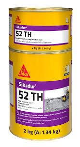 SikaDur 52TH, 2 kg/set (A+B)