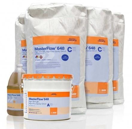 BASF Masterflow 648CP, 104.3 kg/set