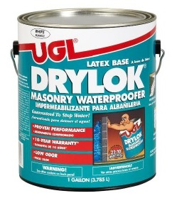 Drylok Latex Base / 1 US Gallon (3.78 Litr)