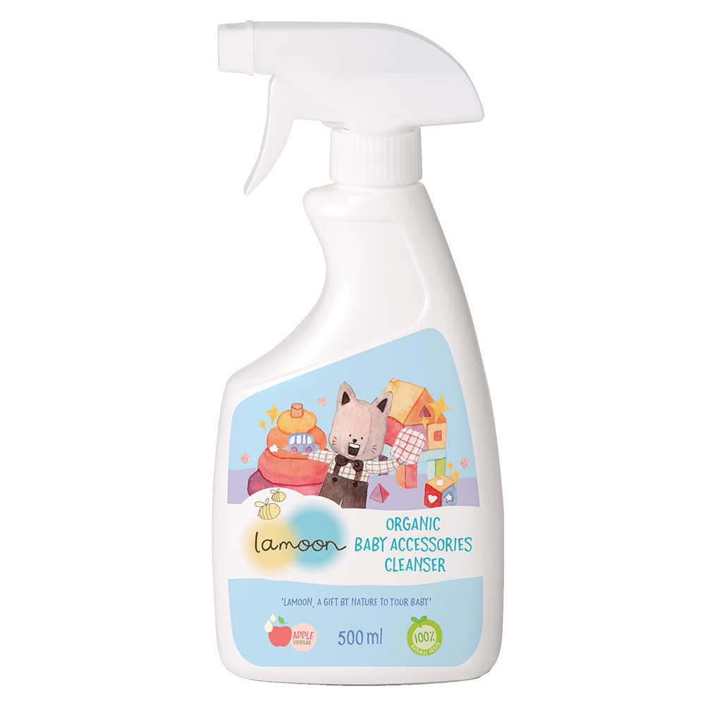 Lamoon Organic Baby Accessories Cleanser