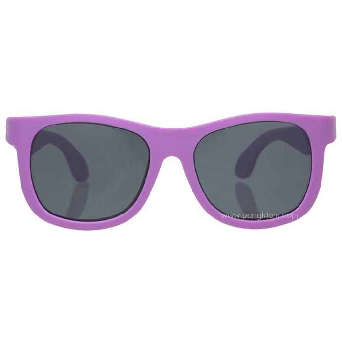 แว่นตากันแดดเด็ก Babiators รุ่น Navigators สี Purple Reign
