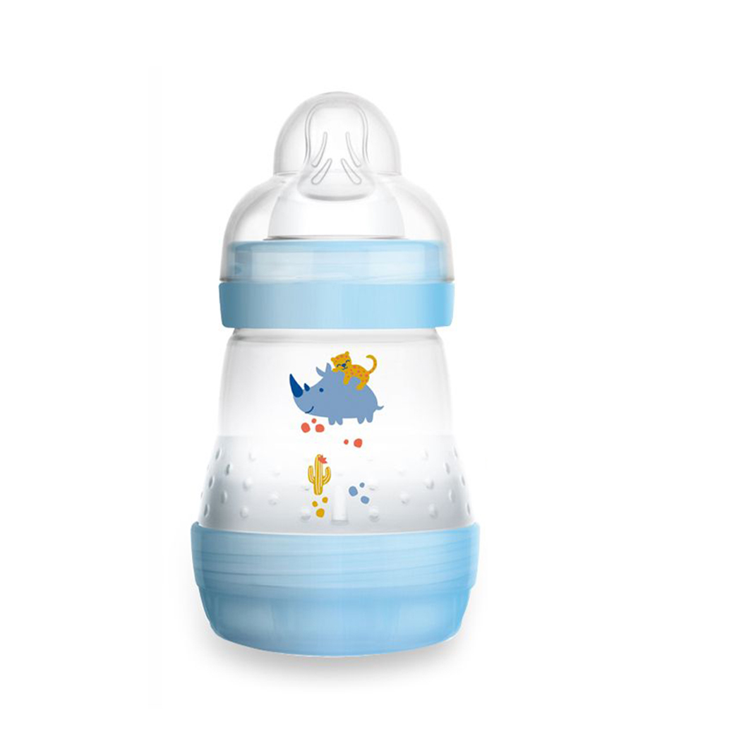 MAM Anti-colic Bottle 5.5 oz (Teat#1)
