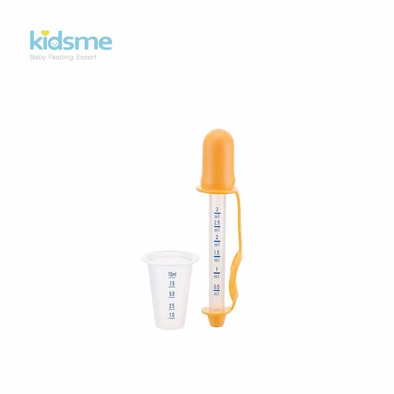 Kidsme ชุดหลอดดูดยาและบีกเกอร์ สำหรับเด็ก