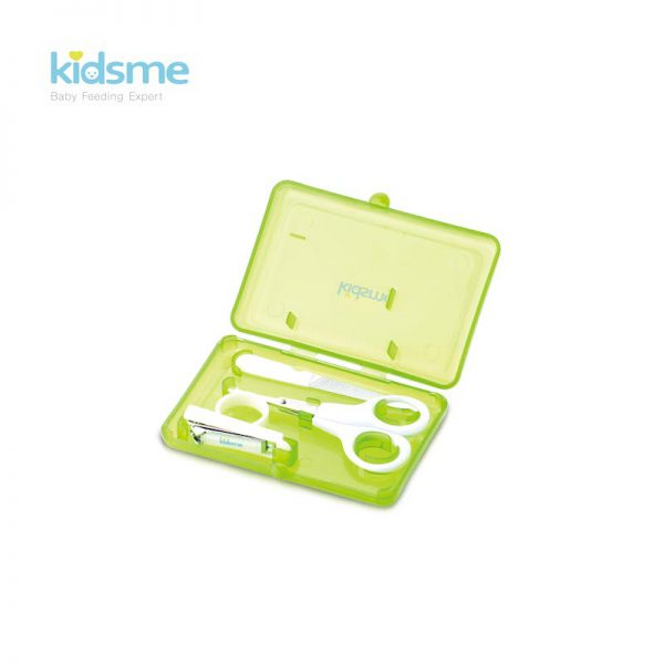 Kidsme - Baby Manicure Box Set ชุดกรรไกรตัดเล็บสำหรับเด็กอ่อน