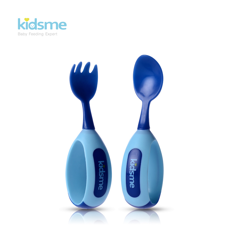 Kidsme Toddler Spoon and Fork Set