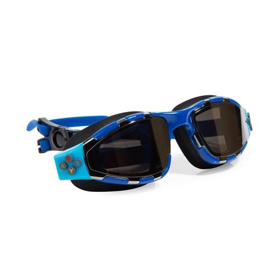 แว่นตาว่ายน้ำ Bling2o - GAMING CONTROLLER-DARK BLUE