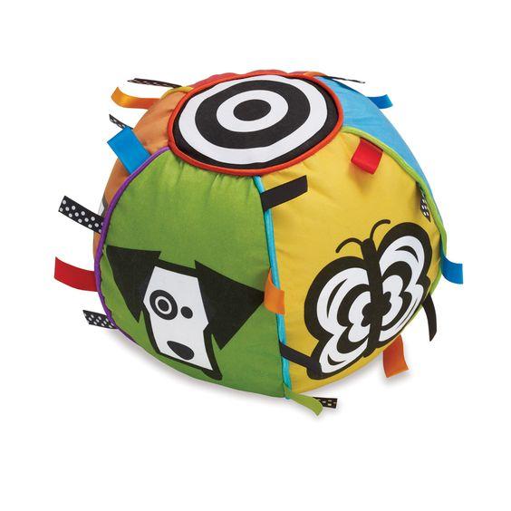 211580 Learn & Play Ball (Manhattan Toy)