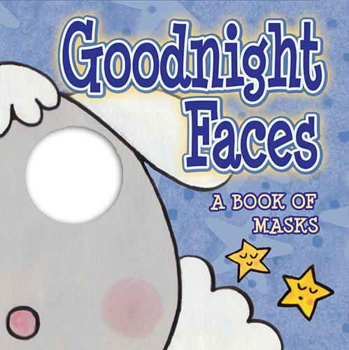 หนังสือนิทานเด็ก Mask Books - GoodNight Faces