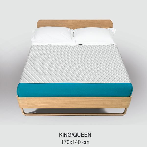 แผ่นรองเตียงดูดซับน้ำ Super sorber (แผ่นรองกันเปื้อน) King Queen - 180x140cm