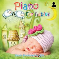 PIANO FOR BABIES (CD)