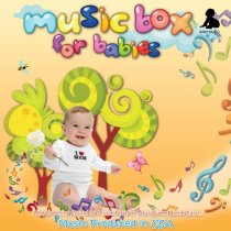 MUSIC BOX FOR BABIES (CD)