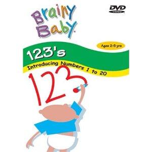 BRAINY BABY/123