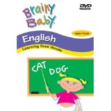 BRAINY BABY/ENGLISH