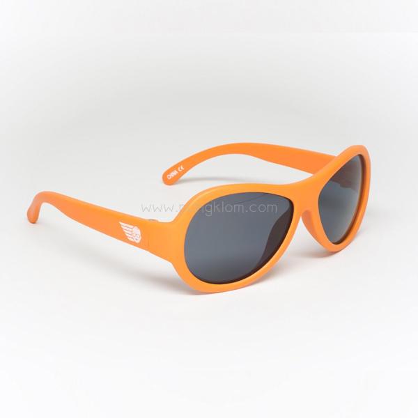 แว่นตากันแดดเด็ก BABIATORS รุ่น Original Durable 0-3 ปี สี OMG! Orange