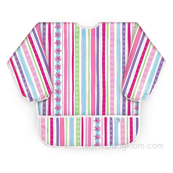 Bumkins Art Smock ผ้ากันเปื้อนเด็ก 3-5 ขวบ แขนยาว