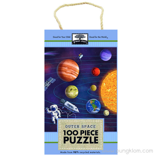 พัซเซิล 100 Piece Puzzles - Outer Space