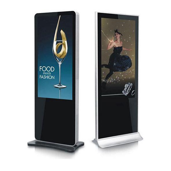 """จอประชาสัมพันธ์ Digital Signage Kiosk Touch Screen 75"""" นิ้ว"""