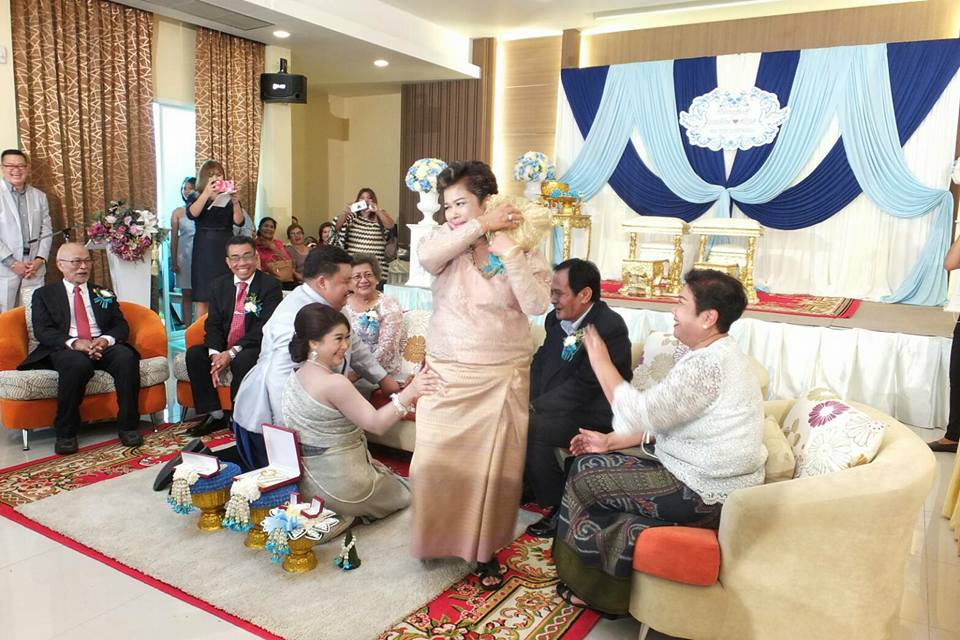 Wedding Ms.Nui & Mr.Ae (21.5.60)