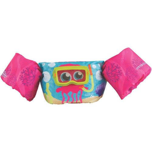 Puddle Jumper 3D DLX-Pink Shimmer