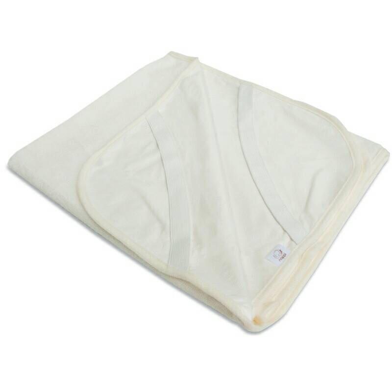 ผ้ารองที่นอนกันน้ำเยื่อไผ่ L (70x118cm)