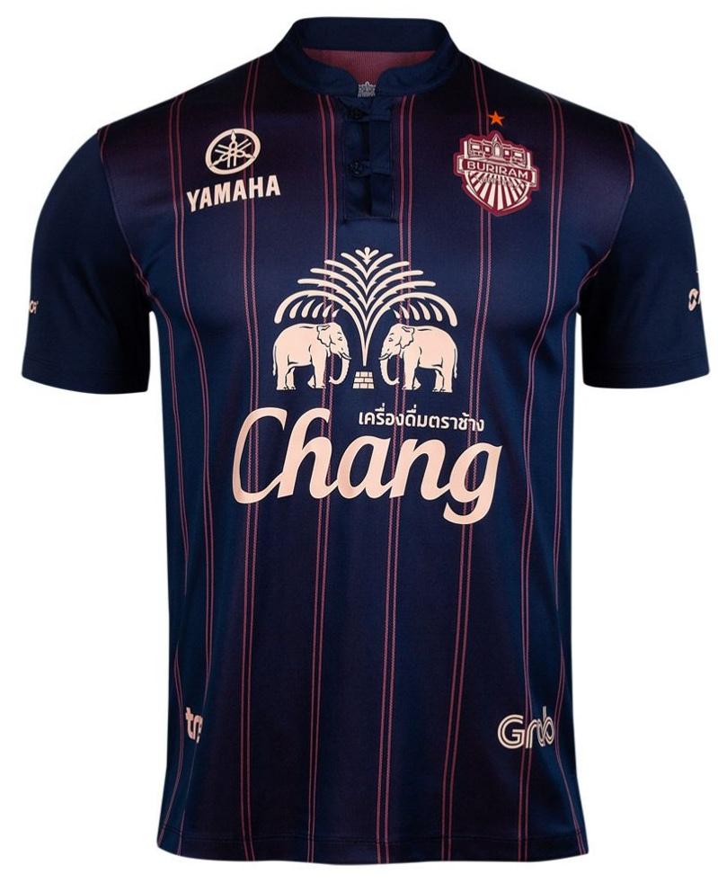 Buriram United Thailand Football Soccer League Jersey Shirt Blue