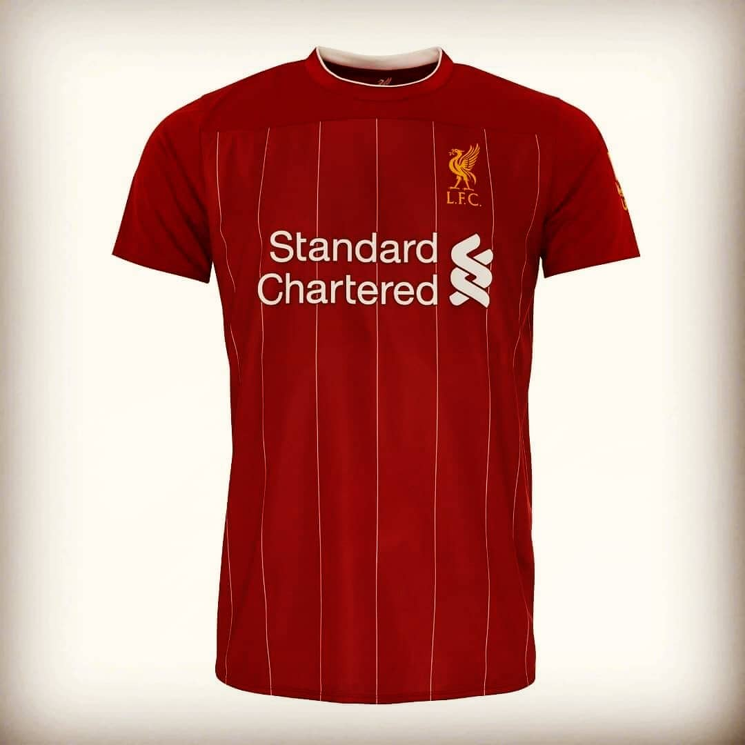 Liverpool FC 100% Official License 2019/2020 Liverpool FC ...