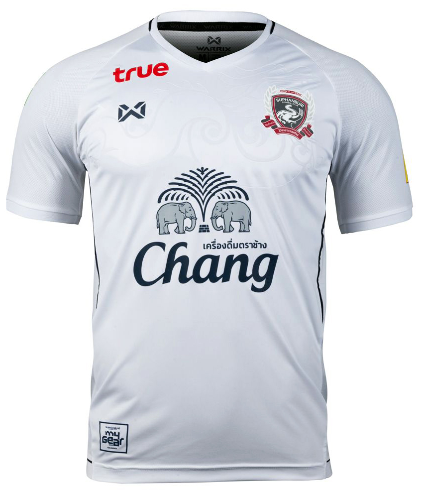 Suphanburi FC Authentic Thailand Football Soccer League Jersey