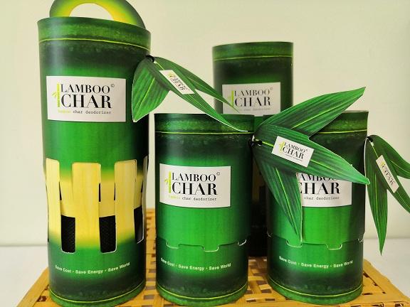 Bamboo Char Deodorizer