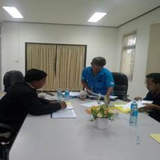 28 April 2014 Follow up on Malaria Prevention with Local Health Authority.