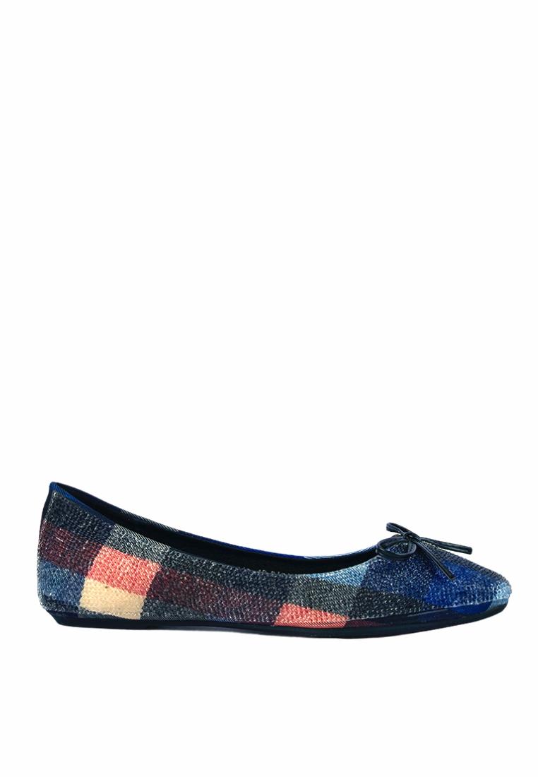 Sloane Flats - Blue