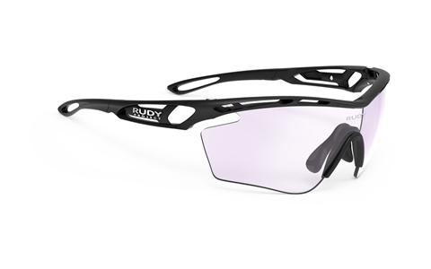Tralyx Black Matte - ImpactX Photochromic 2 Laser Purple