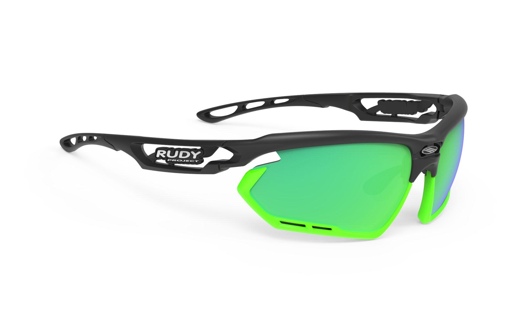Fotonyk Matte Black Lime - Polar 3FX HDR Multilaser Green