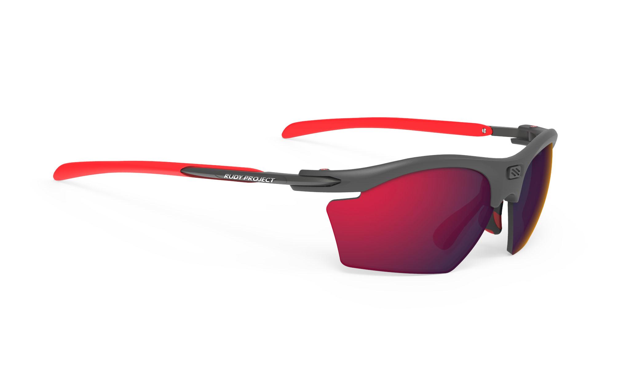 Rydon SLIM Graphite Polar 3FX HDR Multilaser Red