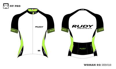 Woman 02 Green Fluo Pro