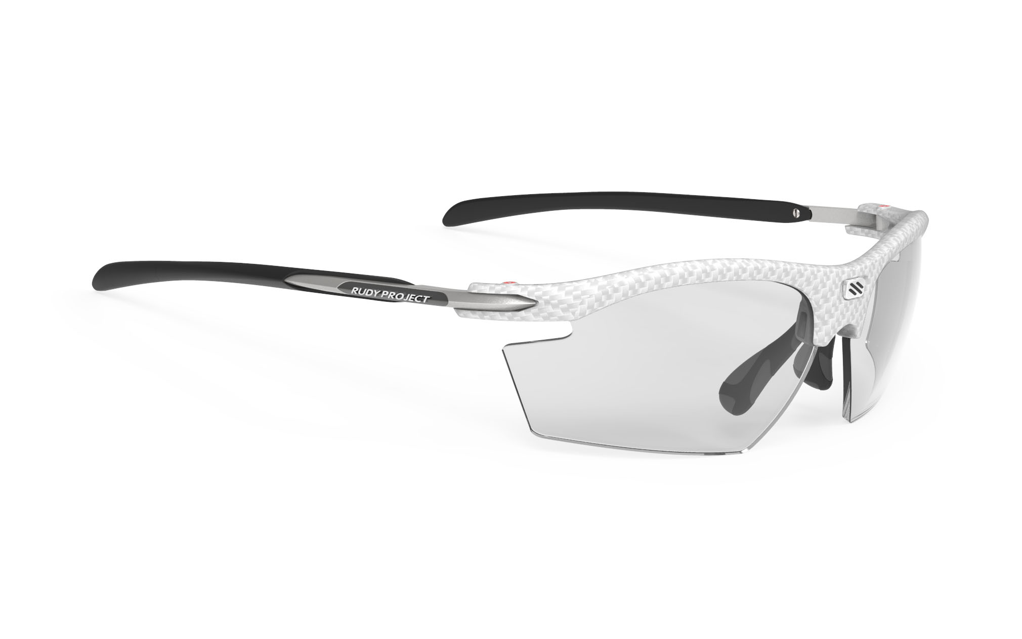Rydon NEW White Carbonium - ImpactX Photochromic 2 Black