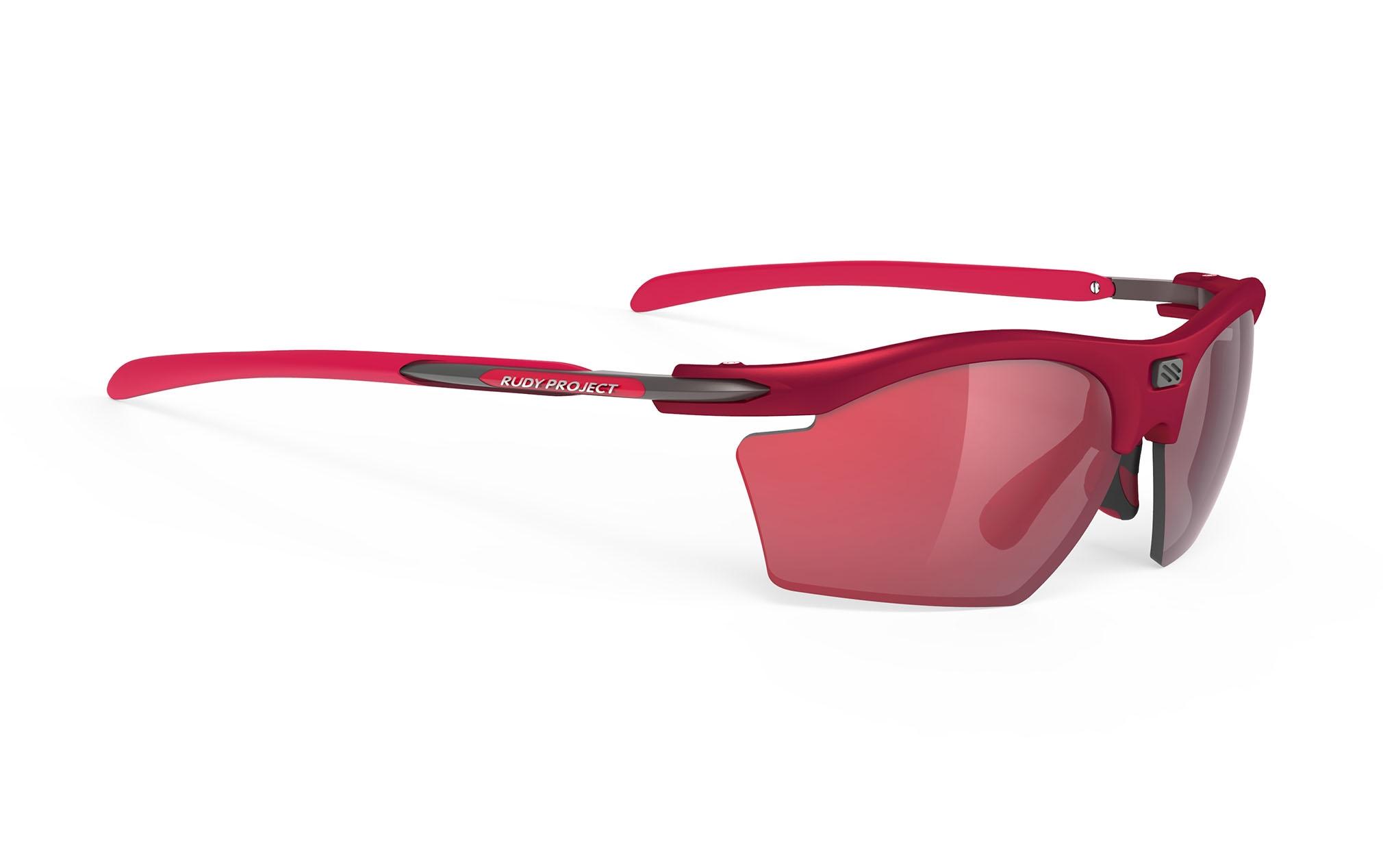 Rydon SLIM Merlot Matte - Multilaser Red