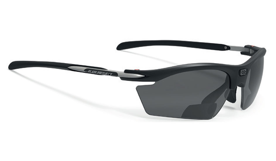 Rydon NEW Readers  Black Matte - Smoke / +1.50