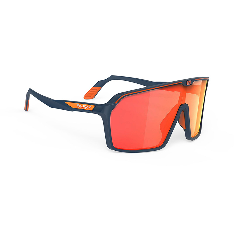 Spinshield Blue Navy Matte - Multilaser Orange